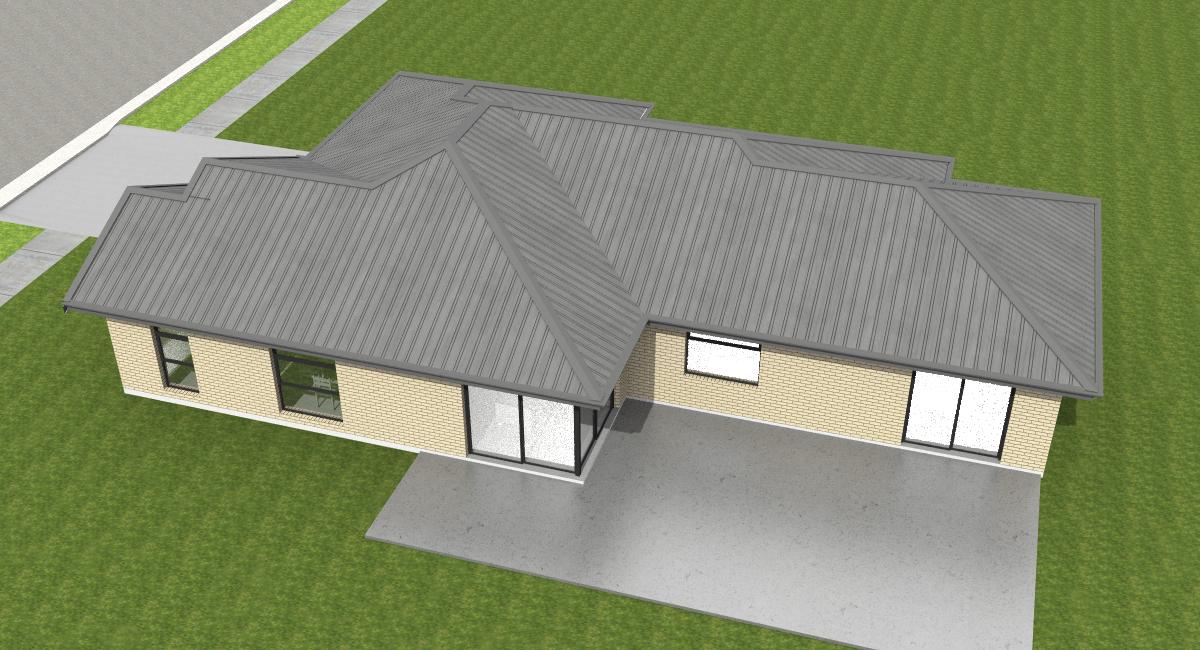 Building Company Hamilton Floor Plan Ruapuke 4